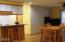 1460 NW Deer Dr, Toledo, OR 97391 - Kitchen/dining area