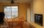 1460 NW Deer Dr, Toledo, OR 97391 - Dining area