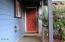 1460 NW Deer Dr, Toledo, OR 97391 - Front door