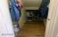 125 Spruce Ct, Depoe Bay, OR 97341 - Closet under stairs