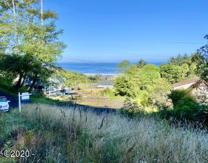 TL 2500 Overlook Dr, Yachats, OR 97498 - View from lot