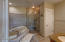 1125 NW Spring St, C103, Newport, OR 97365 - master bath with heated tile floors