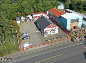 474 S. Hwy 101, Depoe Bay, OR 97341 - Property