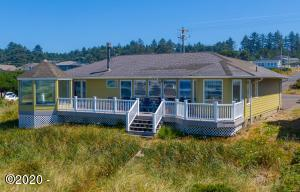 2810 NW Oceania Dr, Waldport, OR 97394 - Ocean Side of HOuse