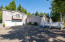 390 Seagrove Loop, Lincoln City, OR 97367 - Front view of garage