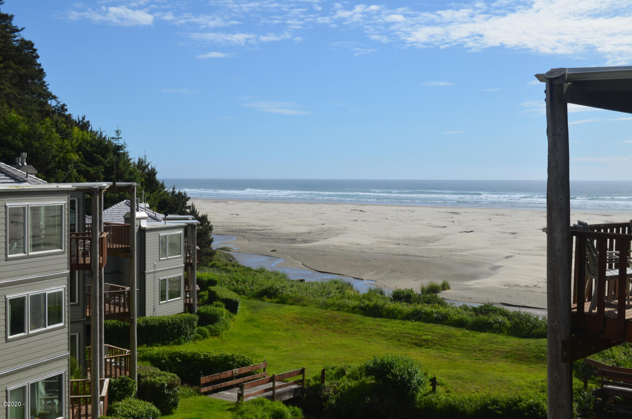 3641 NW Oceanview Dr, 113, Newport, OR 97365 - View from unit
