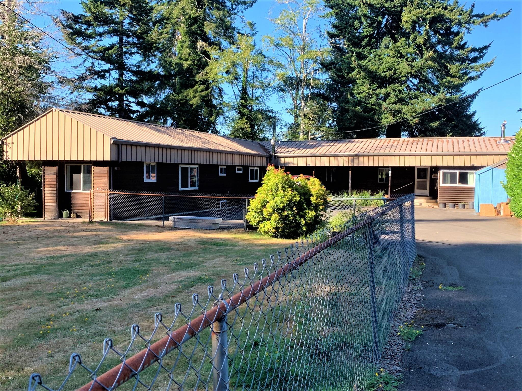88 Camp 12 Riverside Ln, A & B, Siletz, OR 97380