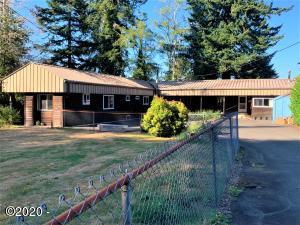 88 Camp 12 Riverside Ln, A & B, Siletz, OR 97380 - Front of House