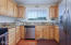2576 NE 55th Place, Lincoln City, OR 97367 - Entry with hardwood floors