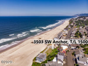 3503 SW Anchor Ave, Lincoln City, OR 97367 - Arial
