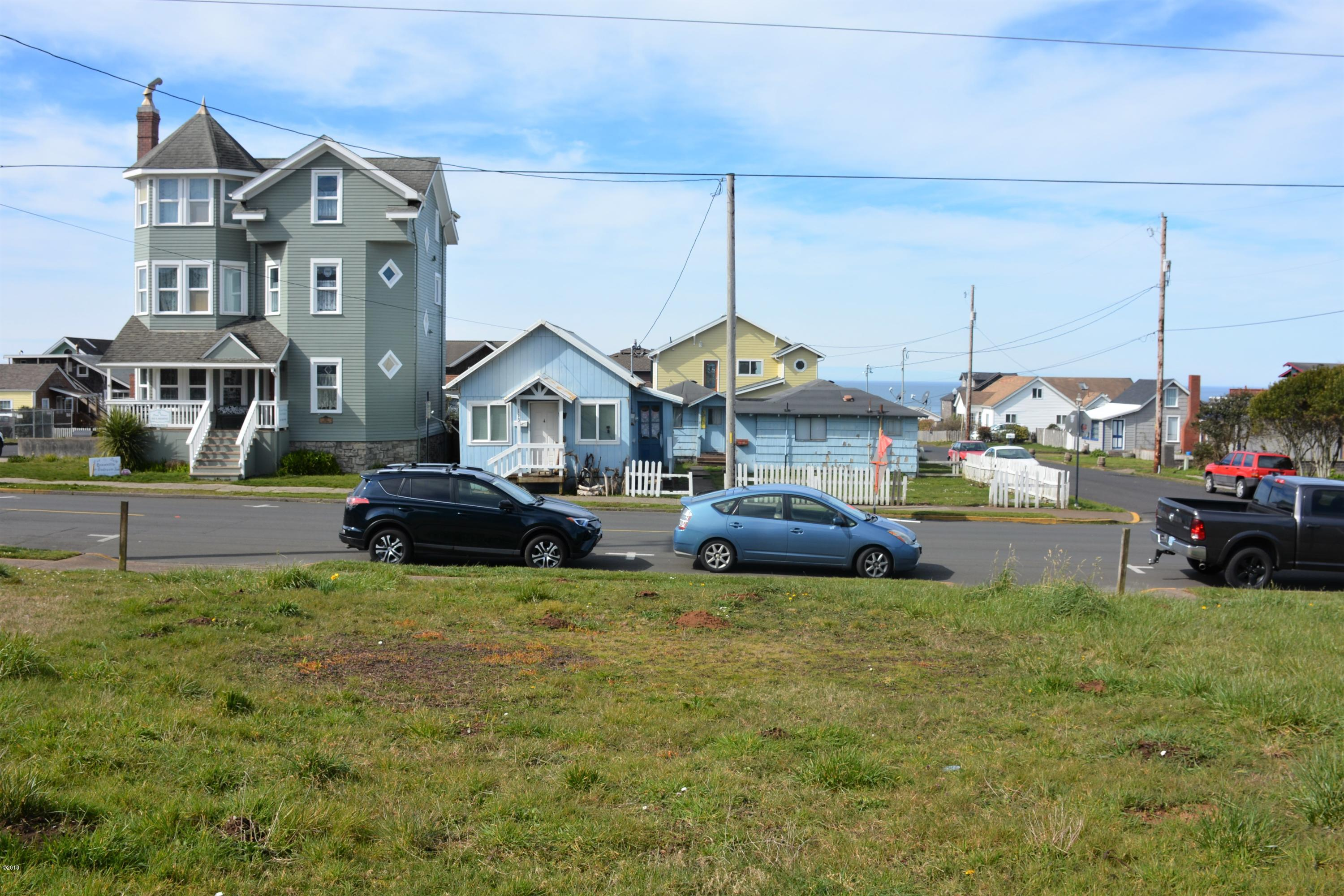 TL6600 Nw Coast St, Newport, OR 97365 - View to west from lot 5
