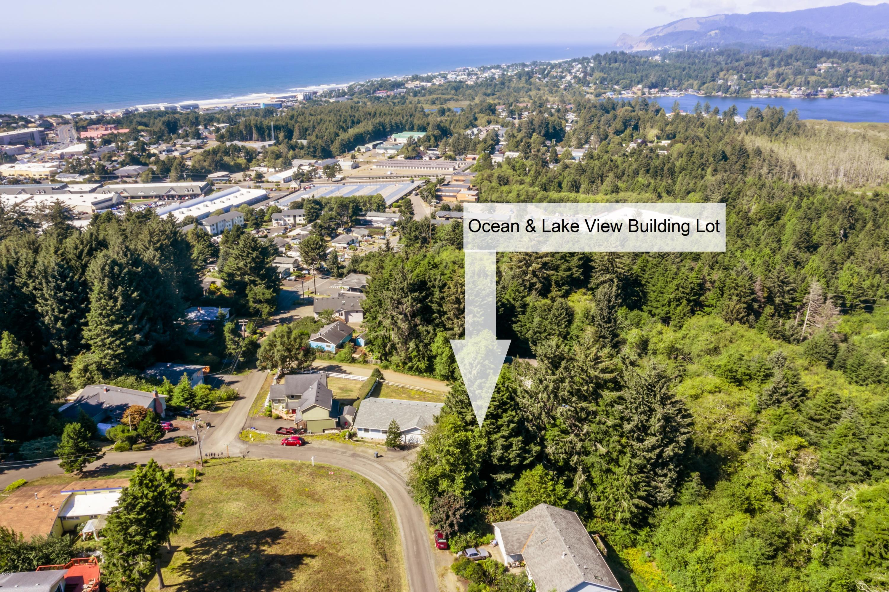 T/L 4500 SE Port Ave, Lincoln City, OR 97367 - Ocean & Lake Views