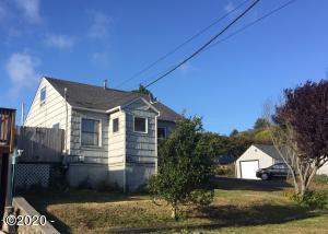 1445 NE 12th St, Lincoln City, OR 97367 - south side street view