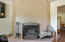 737 SW Schooner Creek Rd., Lincoln City, OR 97367 - 2nd Living area fireplace