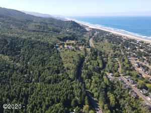 TL510 Scenic View Dr, Rockaway Beach, OR 97136 - Looking south above property
