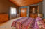 95999 US-101, A&B, Yachats, OR 97439 - Master bedroom  with ocean view unitB