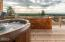 36380 Brooten Mountain Rd, Pacific City, OR 97135 - View Hot Tub