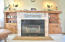 1850 NE 70th St, Lincoln City, OR 97367 - Fireplace
