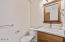 209 NE Williams Ave., Depoe Bay, OR 97341 - Lower Level Bathroom