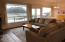 49000 SW Hwy 101, UNIT A, SHARE H, Neskowin, OR 97149 - Living room views