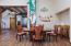 246 N Mountain View Rd, Otis, OR 97368 - Dining space