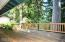 710 NW Terrace Dr, Toledo, OR 97391 - Side Deck