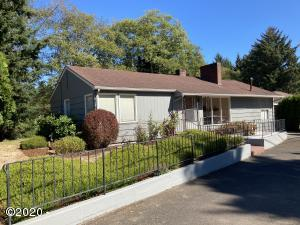 2703 NE Holmes Rd, Lincoln City, OR 97367 - front