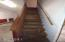 458 SE Moffitt Rd, Waldport, OR 97394 - Stairs to bonus room