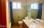 458 SE Moffitt Rd, Waldport, OR 97394 - Guest bath