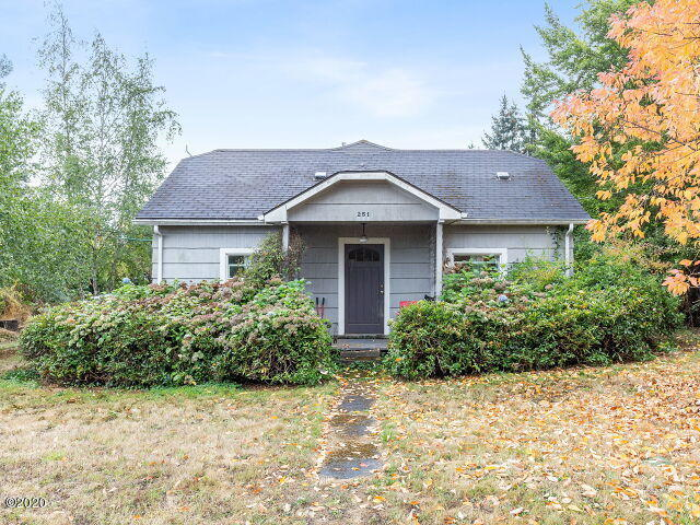 251 SW Hill Dr, Willamina, OR 97396 - Front of Home