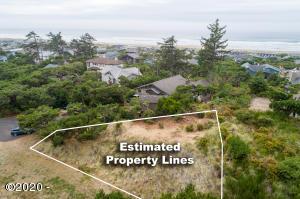 3018 NW Sandpiper Circle, Waldport, OR 97394 - aerial 1