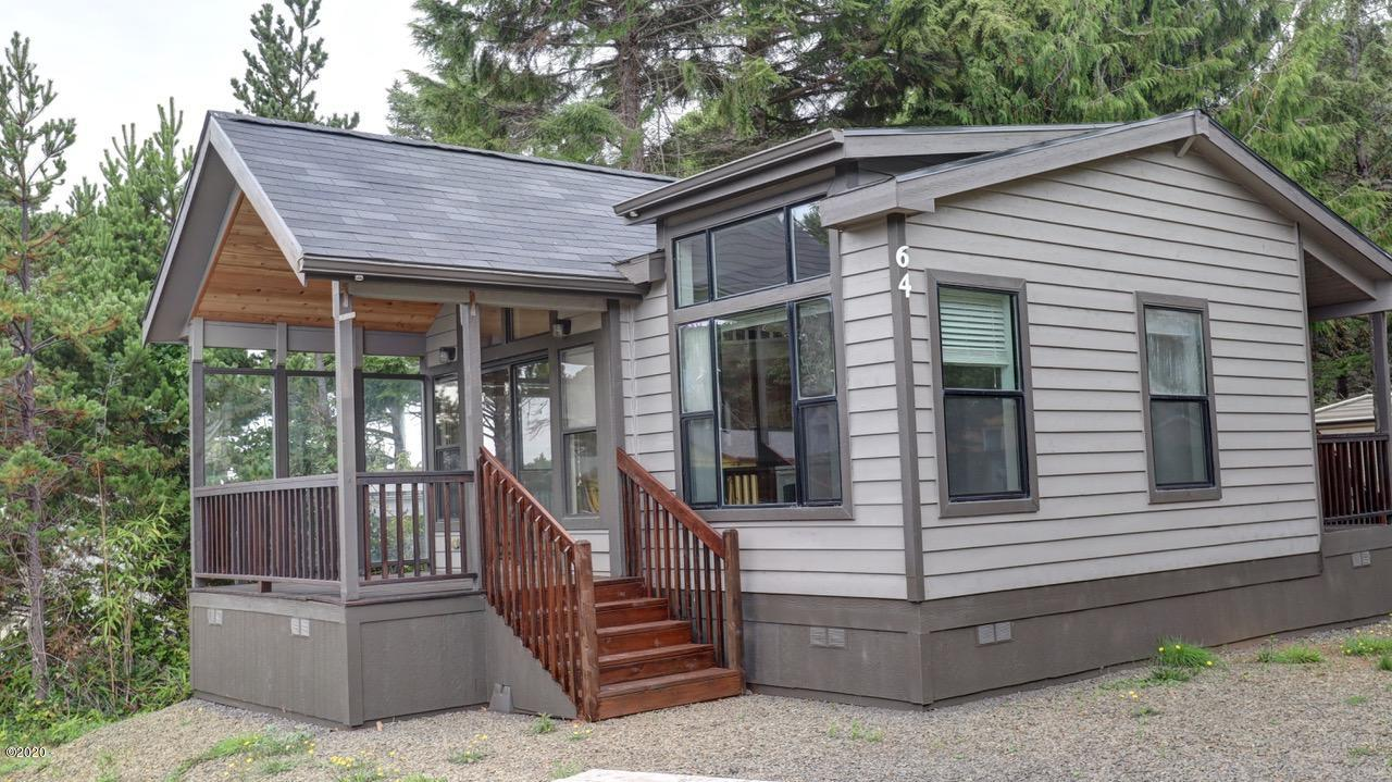 4875 N Highway 101, # 64, Depoe Bay, OR 97341 - Front of house