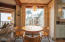 3641 NW Oceanview Dr, 119, Newport, OR 97365 - Dining table