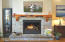 3146 NE Cascara Ct, Lincoln City, OR 97367 - Fireplace Birds
