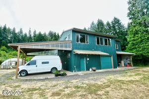 52 E Rainbow Rd, Waldport, OR 97394 - Front Of The Home