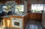 1047 SW 7th St, Lincoln City, OR 97367 - Kitchen cooking island