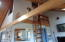 1047 SW 7th St, Lincoln City, OR 97367 - Ladder to loft area