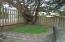 1047 SW 7th St, Lincoln City, OR 97367 - Fenced landscaped yard