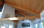1047 SW 7th St, Lincoln City, OR 97367 - Wood Beams & Vaulted Ceilings