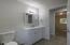 1265 NE Newport Heights Dr, Newport, OR 97365 - Guest Bath View 2