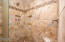 5920 SW Arbor Dr, South Beach, OR 97366 - Large tiled shower