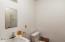 112 & 114 N Hwy 101, Depoe Bay, OR 97341 - Powder Room 2