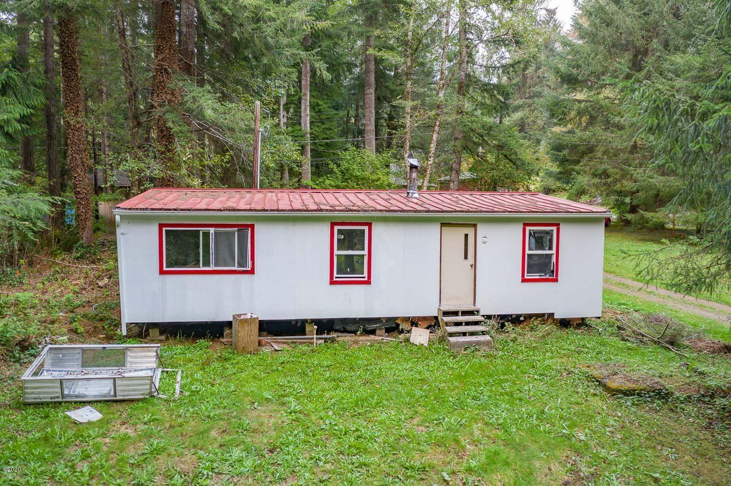 23 N New Bridge Ct, Otis, OR 97368 - Manufactured Home