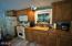 9104 E Alsea Hwy, Tidewater, OR 97390 - Cabin Kitchen