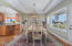 7180 Kihei Dr, Pacific City, OR 97135 - Dining Room w/Trey Ceiling
