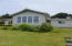 3888 SW Fehrenbacher Dr, Waldport, OR 97394 - view from back yard of house