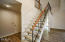 1254 NE West Lagoon Dr, Lincoln City, OR 97367 - Staircase