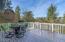 46415 Terrace Dr., Neskowin, OR 97149 - Upper deck off kitchen area