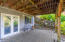 46415 Terrace Dr., Neskowin, OR 97149 - lower covered patio