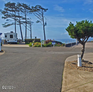 6225 N Coast Hwy 137, Newport, OR 97365 - View from Front of Lot